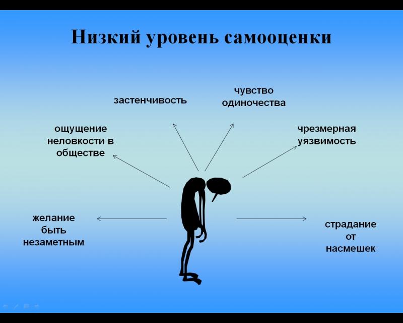 Какие особенности самопознания удалось отразить в следующих