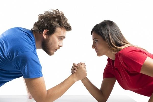 Категория отношений между мужчиной и женщиной