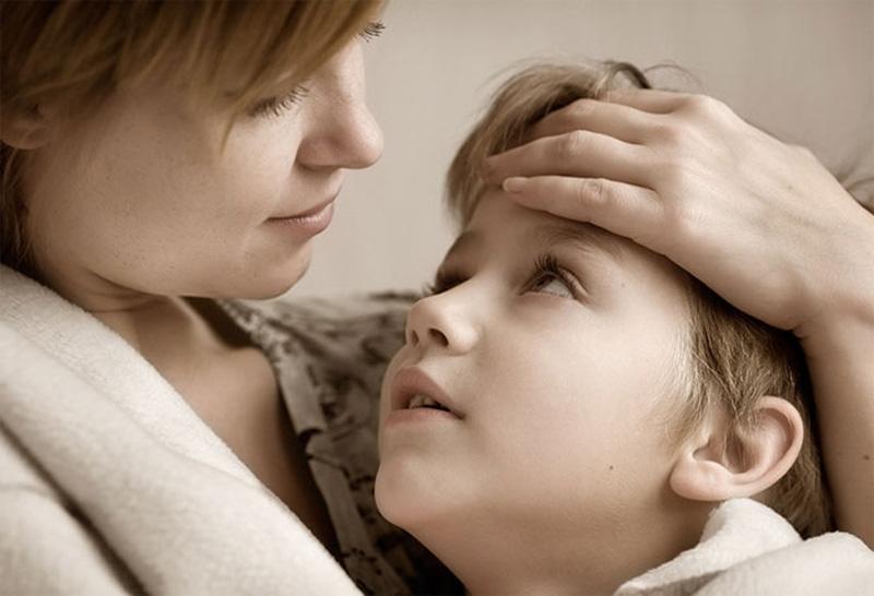 Фото о любви матери к сыну